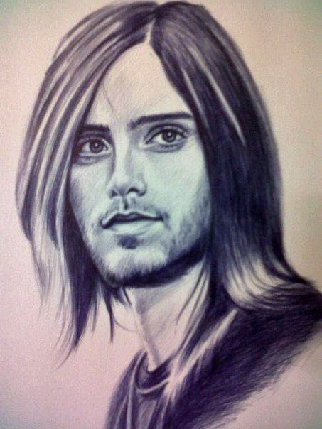 Jared Leto by caban2104